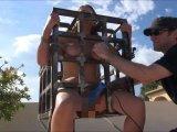 Amateurvideo Im Käfig gequält 3/3 von ActionGirl