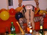 Amateurvideo Hausparty mit Luftballons 3 von TittenCindy